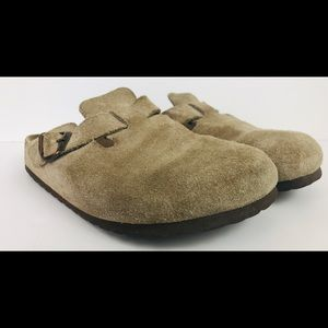 Birkenstock Boston Clogs Womens Mules Size 39 8/9